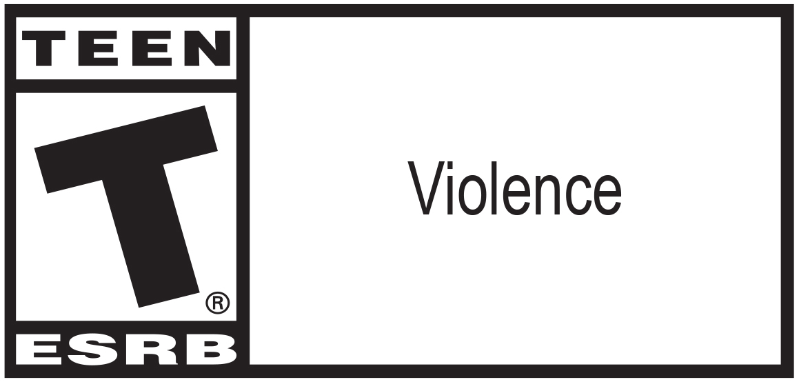 ESRB Rating Teen